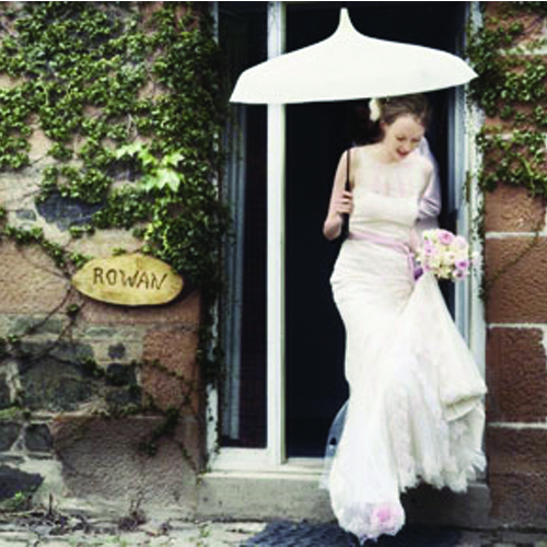 White Pagoda Wedding Umbrella Wholesale