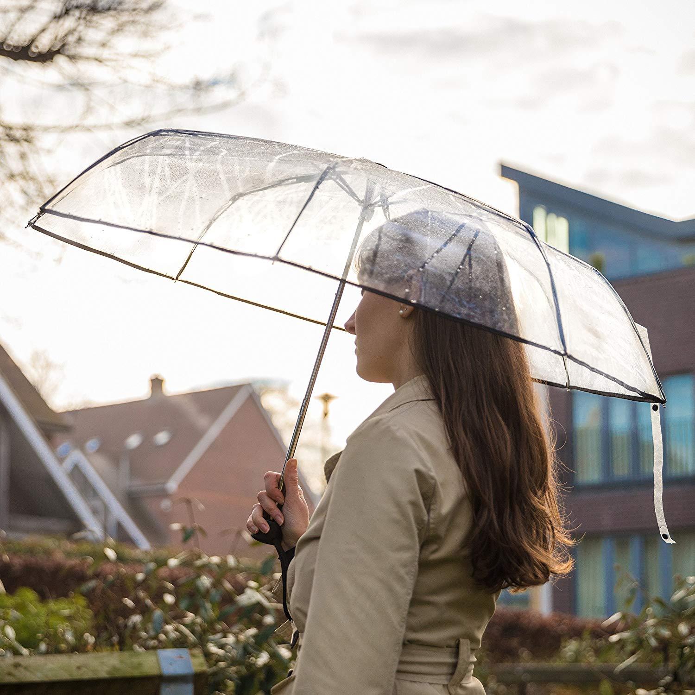 Sunny Umbrella Umbrella 2 People use Automatic Business Meeting Long Handle Simple Gentleman Straight Handle rain Day Dual-Purpose Umbrella